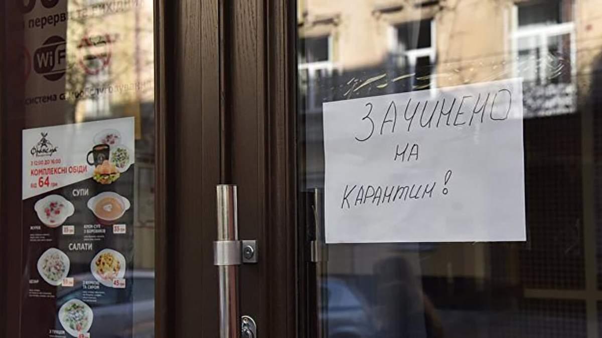 Коли в українців закінчаться гроші за умов жорсткого карантину: опитування