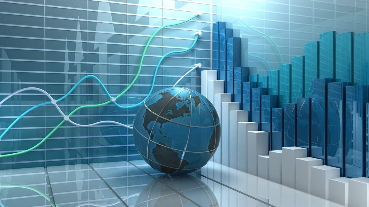Ціни на акції падають, нафта дешевшає: як почався тиждень для світових фондових ринків