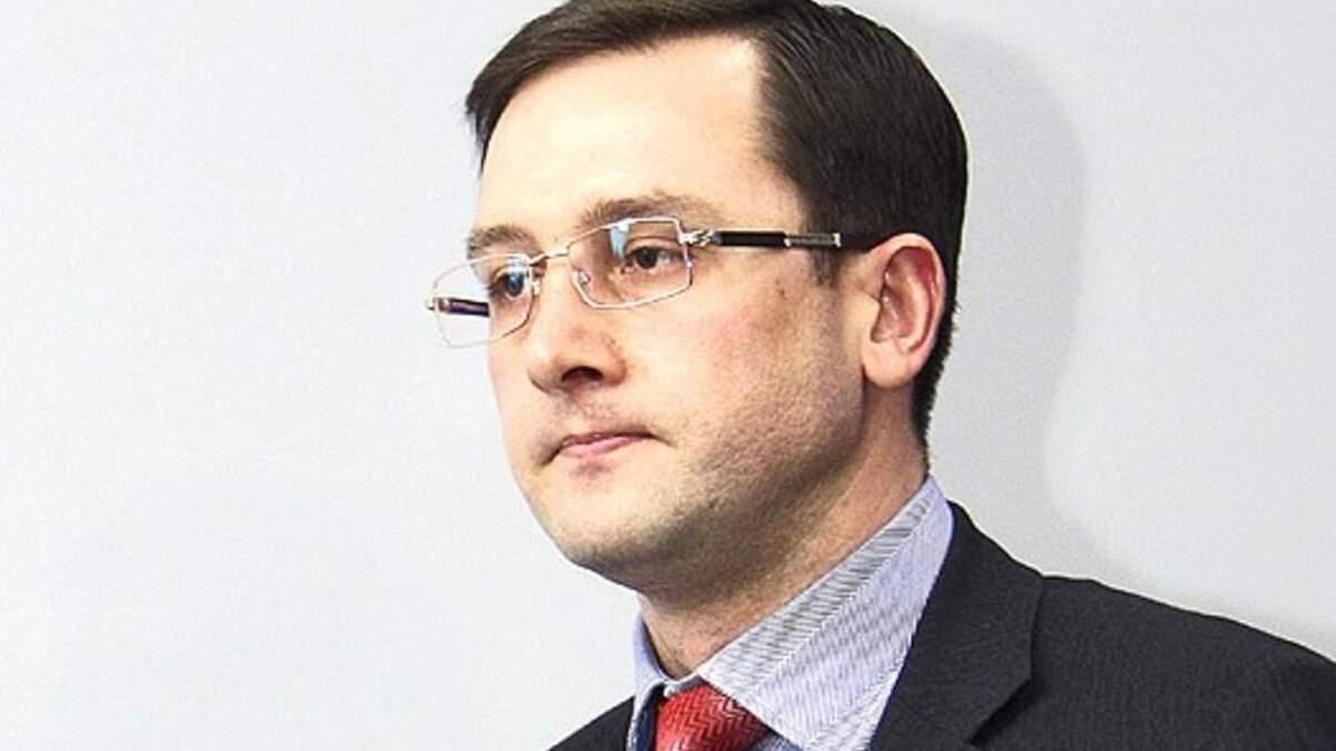Игорь Уманский уволен с должности министра финансов Украины