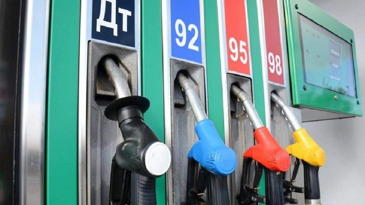 Цены на бензин можно снизить на 3 – 5 гривен за литр