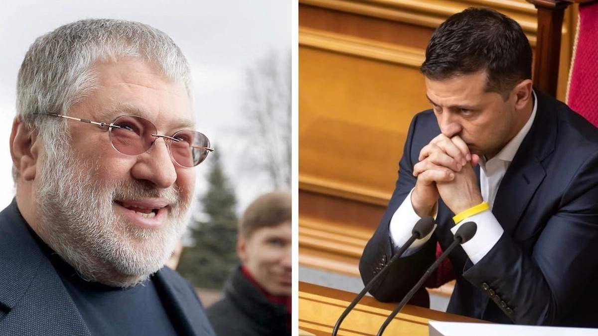 Зеленский уйдет, а Коломойский будет всегда: депутатам угрожали из-за закона о банках