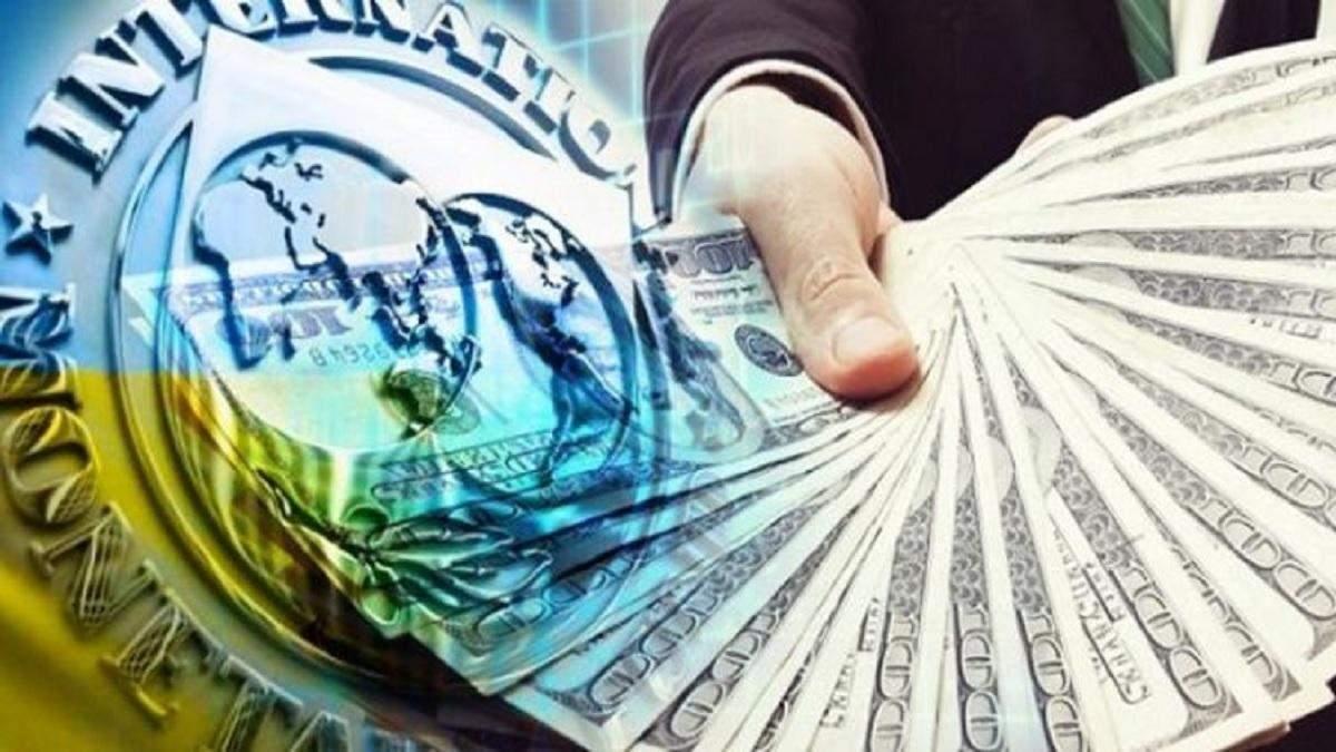 Первый транш МВФ составит 4 миллиарда долларов, – Гетманцев