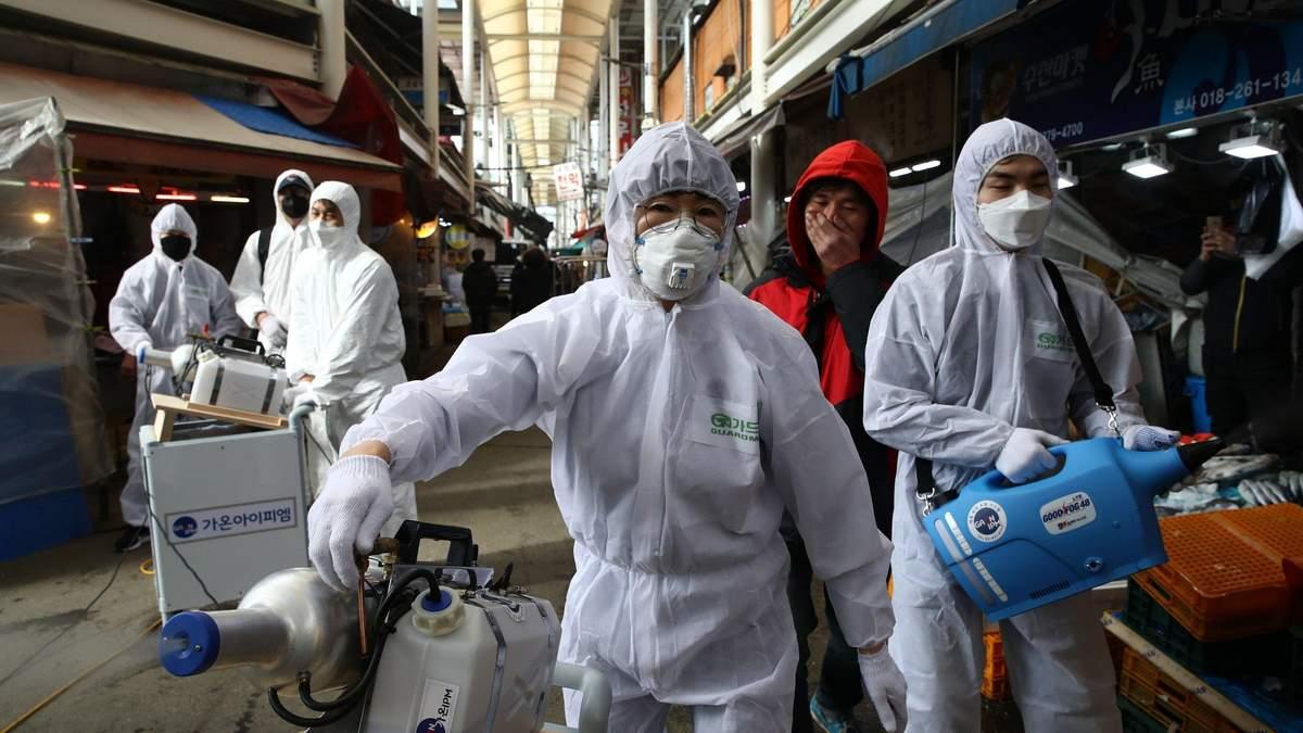 МВФ прокомментировал пандемию коронавируса