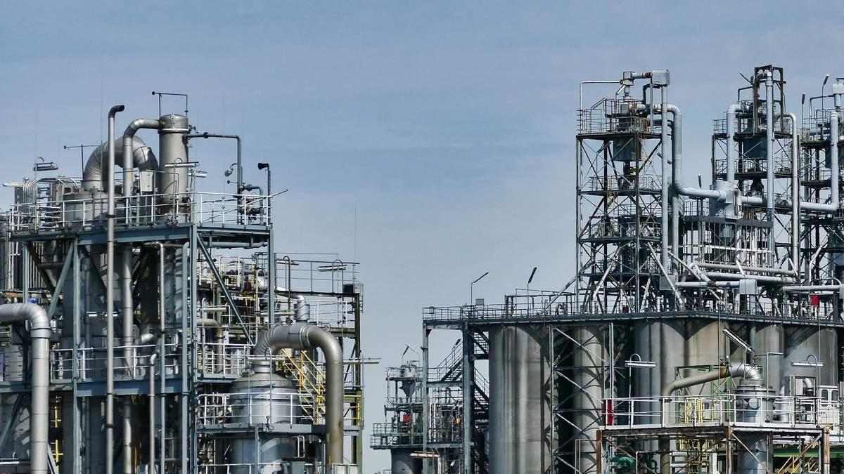 Нафтова промисловість у 2020 році