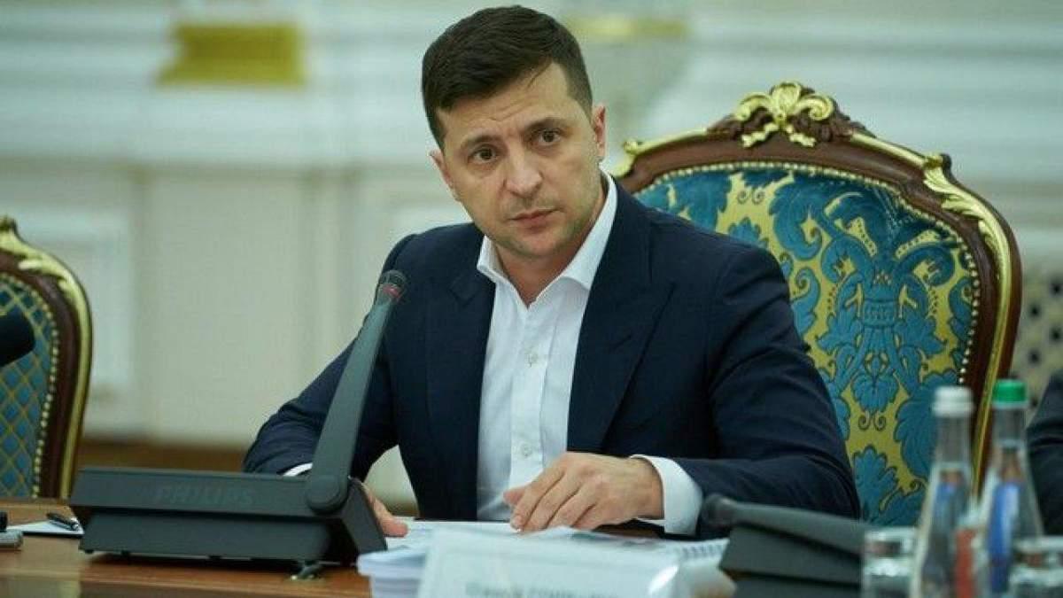 Український президент коронавірусу, або Епідемія все спише