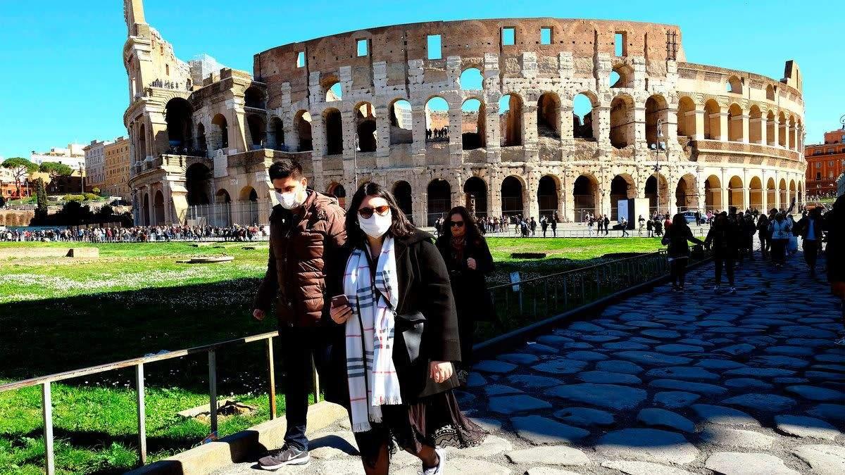 Коронавирус существенно ударит по турсектору Италии: ожидают убытки в 120 миллиардов евро