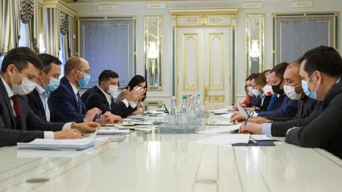 Зеленский анонсировал программы для поддержки малого и среднего бизнеса