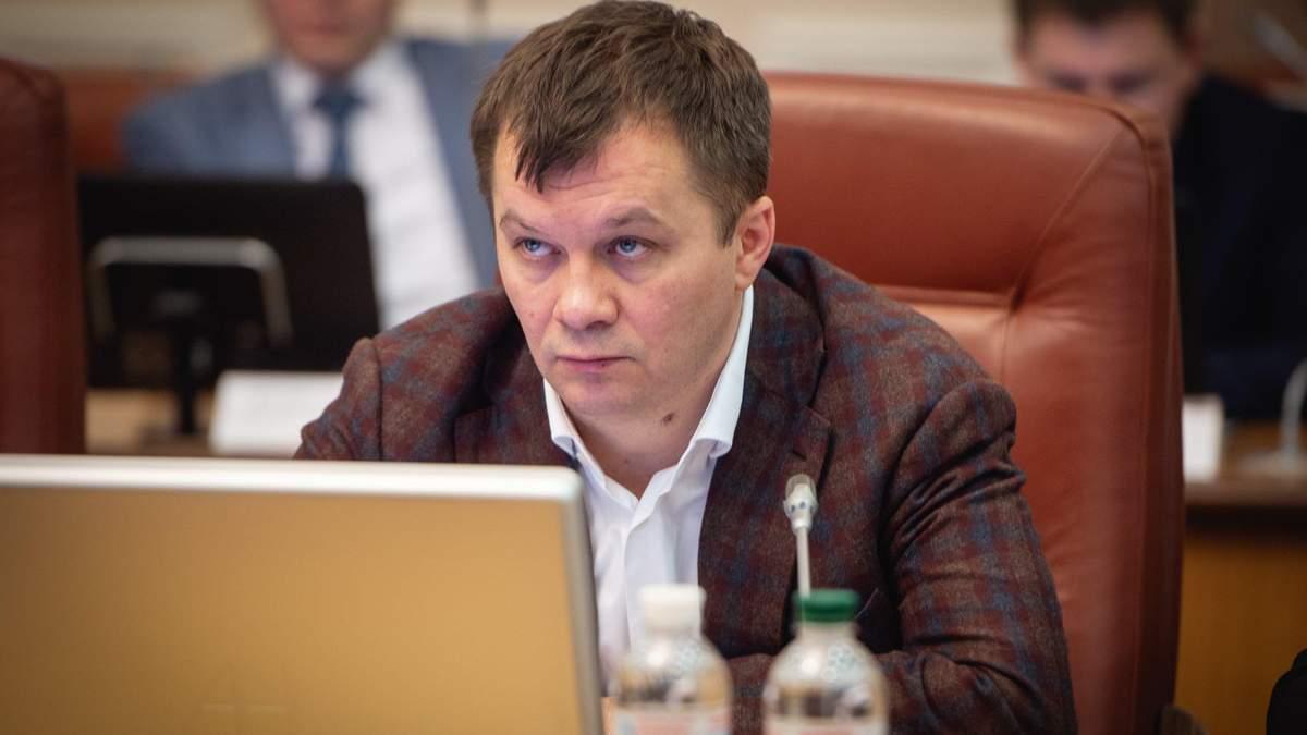 Станем на 10% беднее, – Милованов назвал серьезные последствия карантина