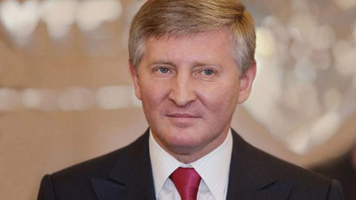 Ахметов опустився на 600 позицій у рейтингу Forbes