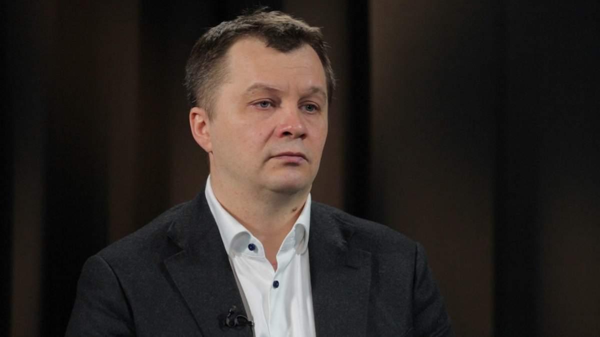 Ми так довго не протягнемо: ексклюзивне інтерв'ю з Миловановим про карантин в Україні