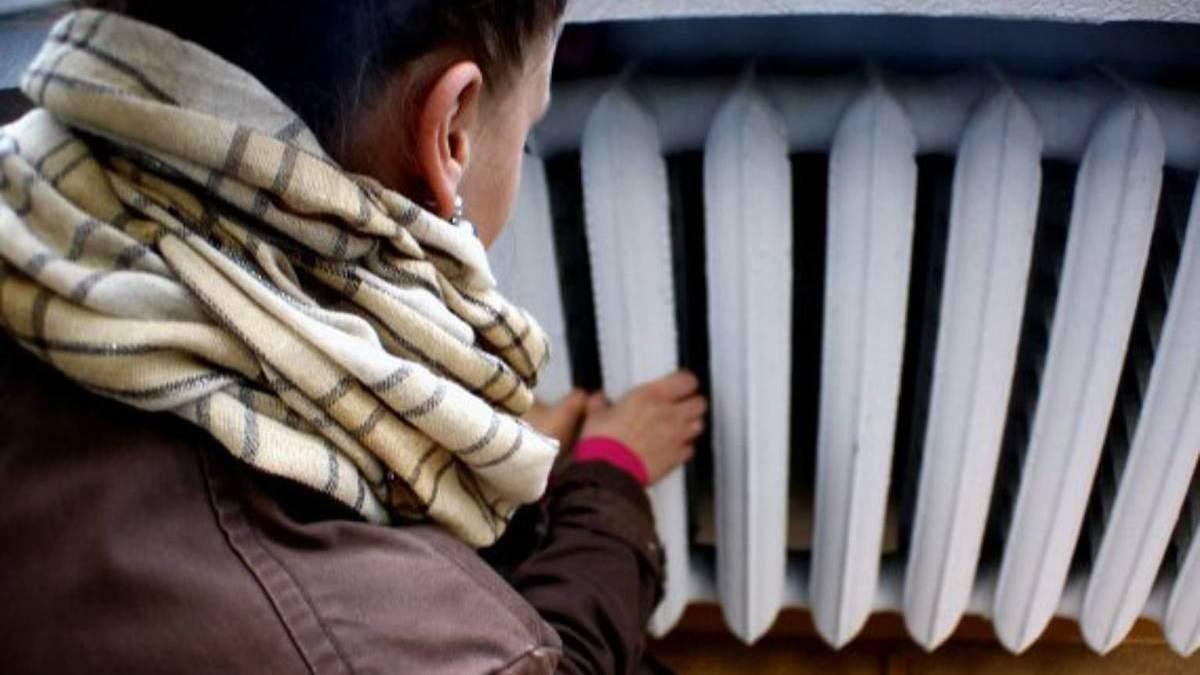 Тарифы за горячую воду и отопление в Киеве – март 2020