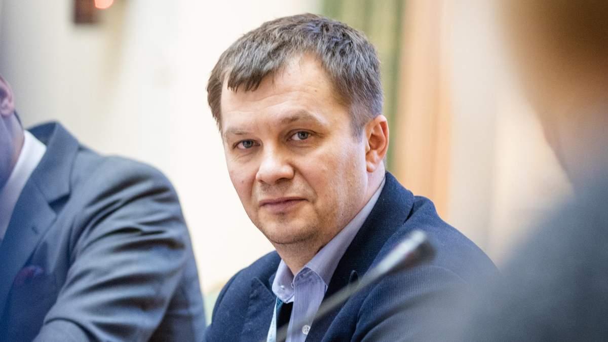 Милованов предлагает выплачивать безработным 5 тысяч гривен на время карантина