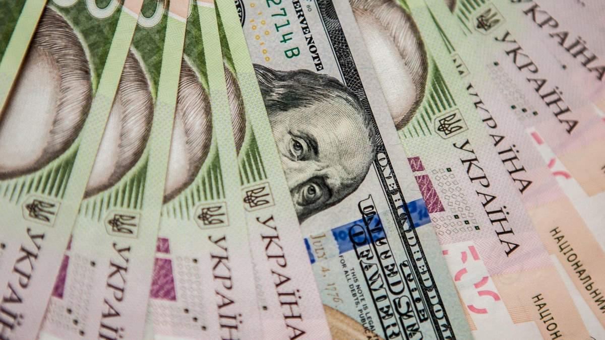 Готівковий курс валют 13 квітня: гривня дорожчає на початку тижня