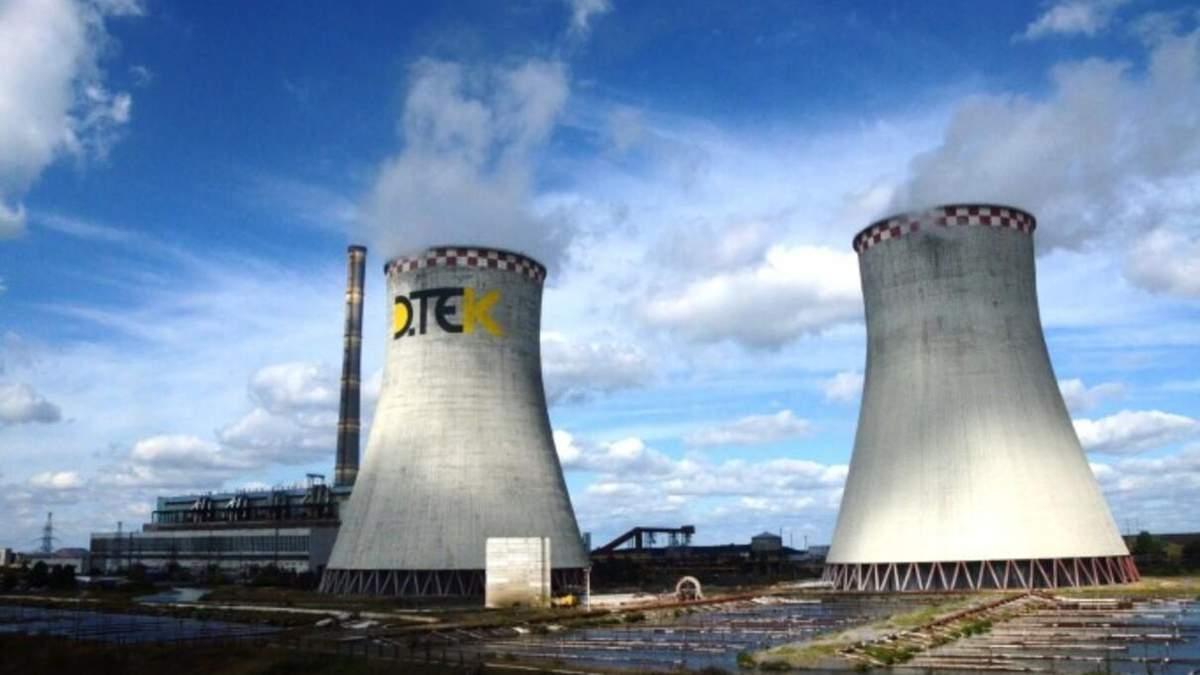 ДТЭК прекратила экспорт электроэнергии в Европу