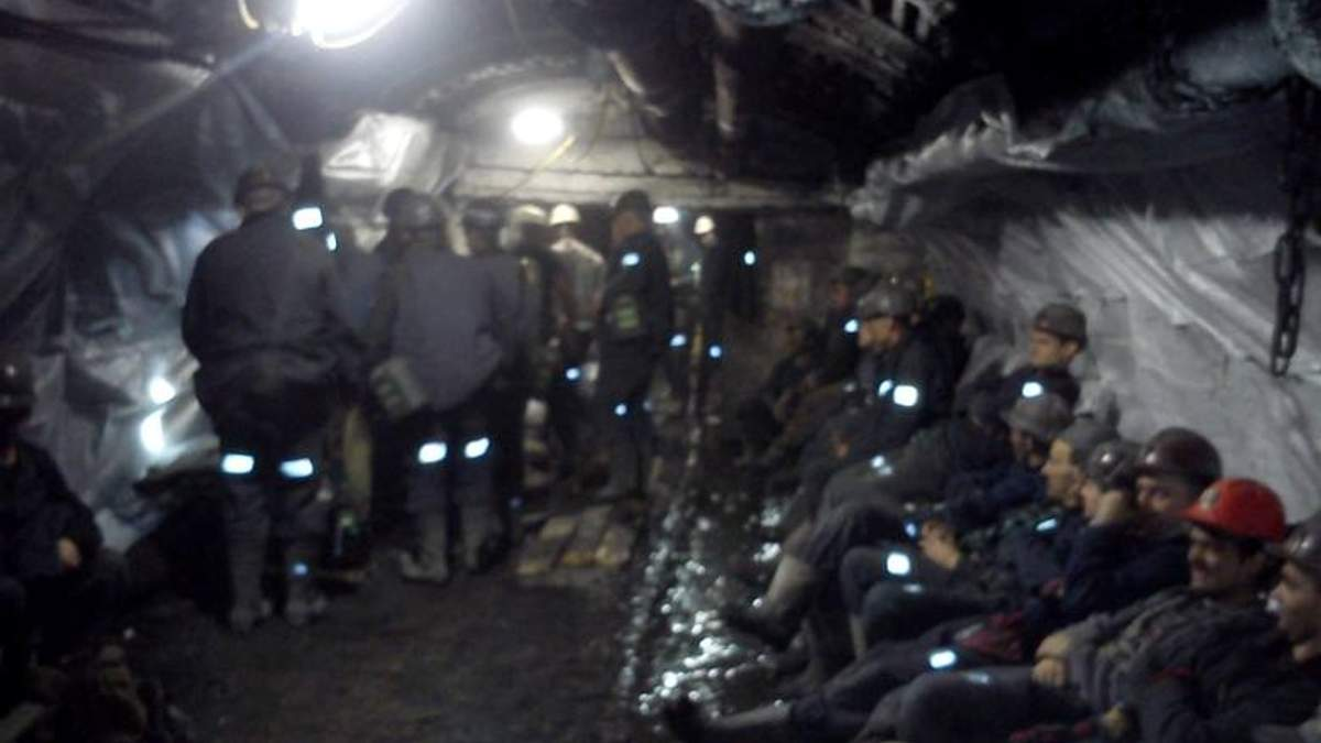Приватизація шахт як остаточне знищення вугільної галузі