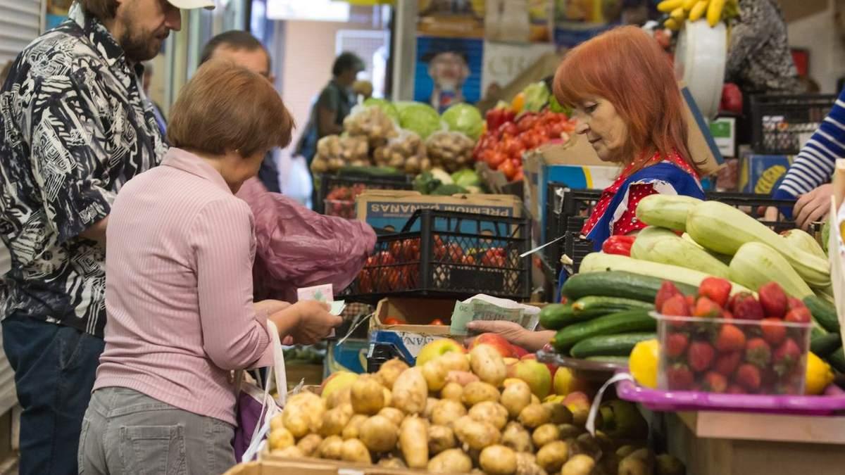 Закрытие рынков в Украине: с 14 апреля 2020 рынки не работают
