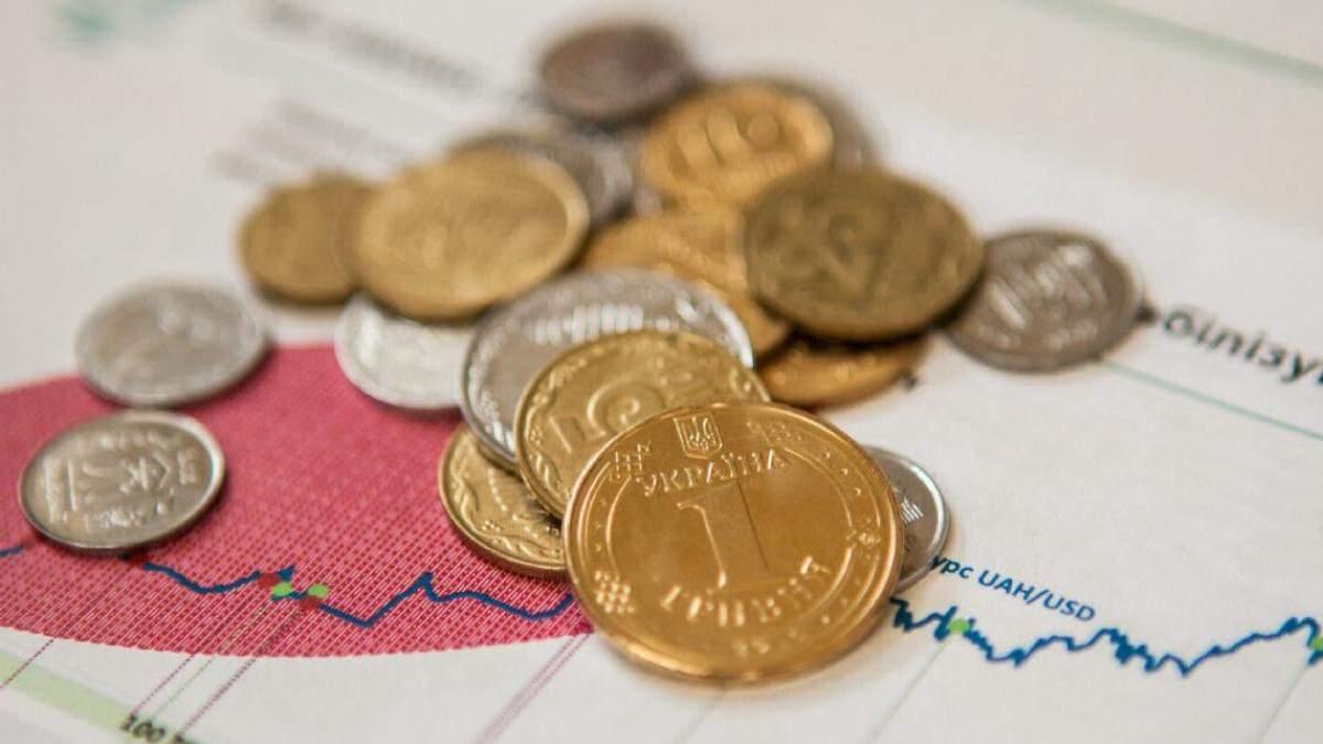 МВФ прогнозує падіння ВВП України на 7,7% через коронавірус