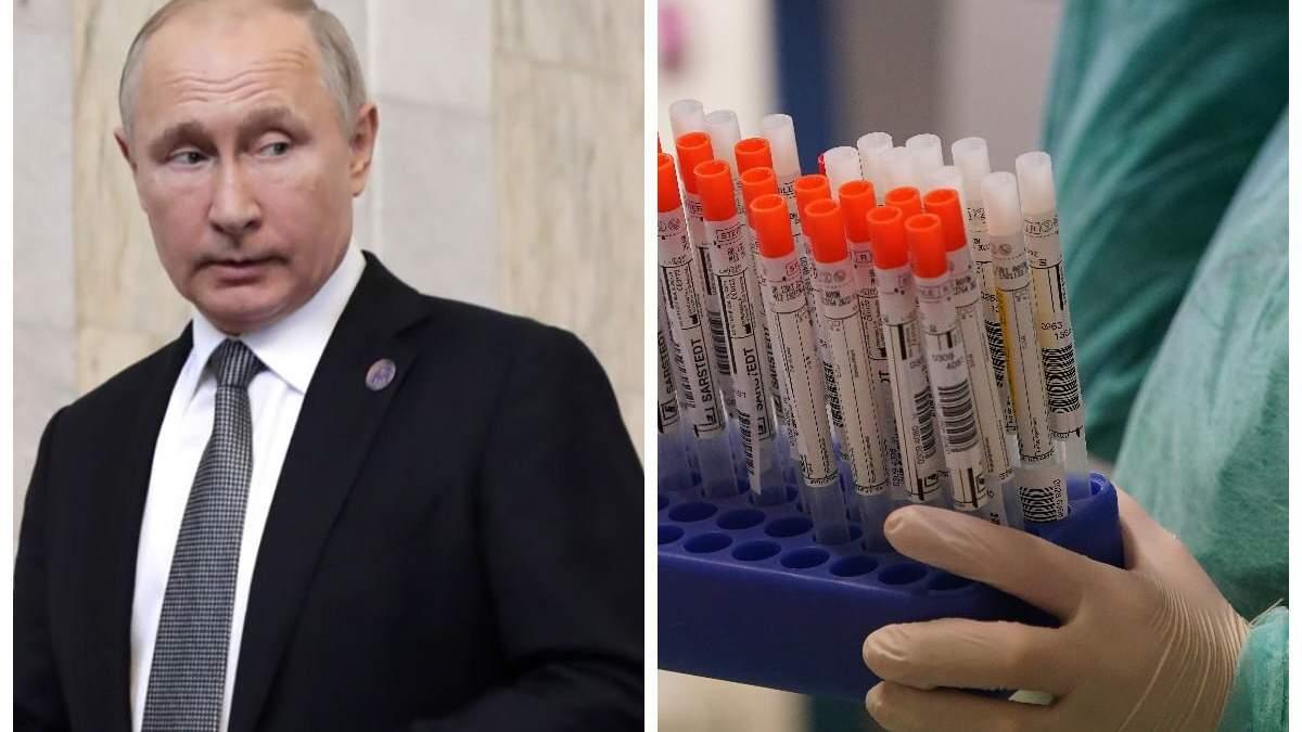 Наслідки коронавірусу у Росії