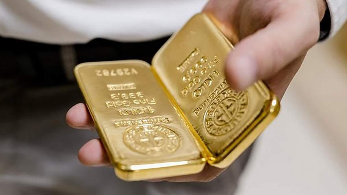 Ціна золота у світі 2020 - причини зростання цін на золото