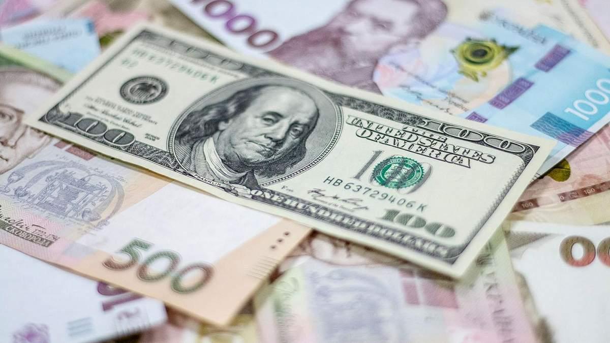Курс валют на 22 квітня: долар мінімально подорожчав, ціна євро – впала