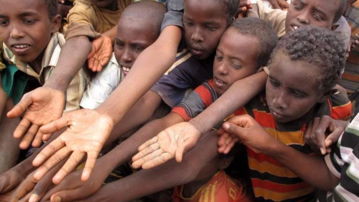 ООН прогнозує голод