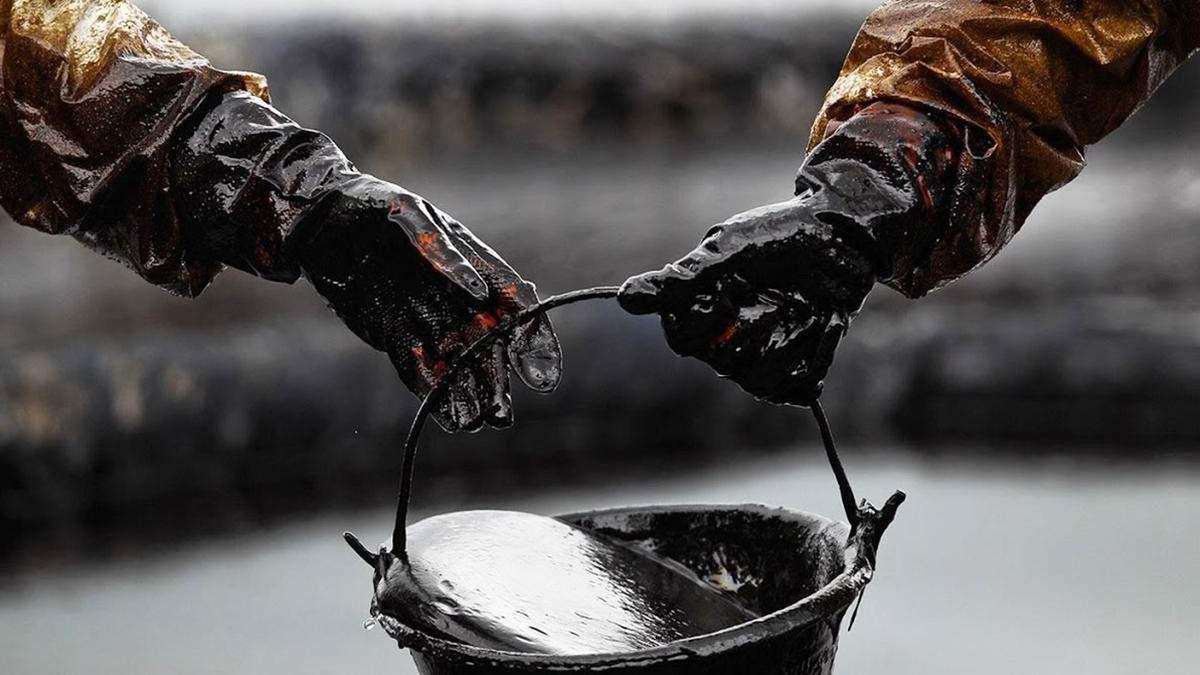 Ціни на нафту 27 квітня 2020 продовжують падати