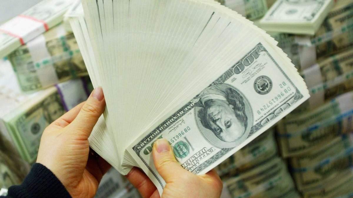 Госдолг Украины за март 2020 снизился на 3 миллиарда долларов