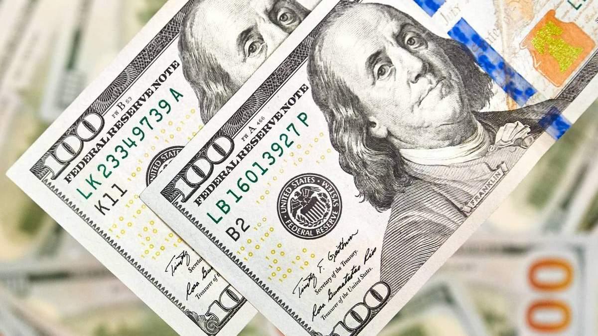 Курс валют на 29 апреля: доллар немного подешевел, евро – практически без изменений