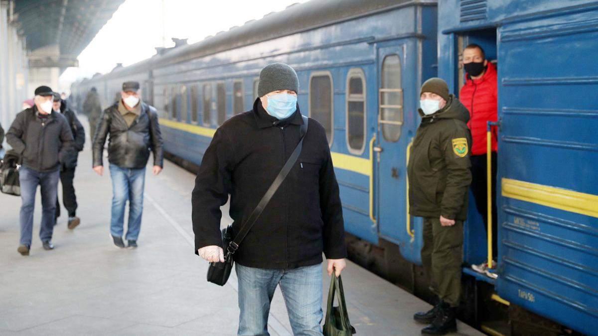 Сначала запустят электрички: как Укрзализныця будет выходить из карантина