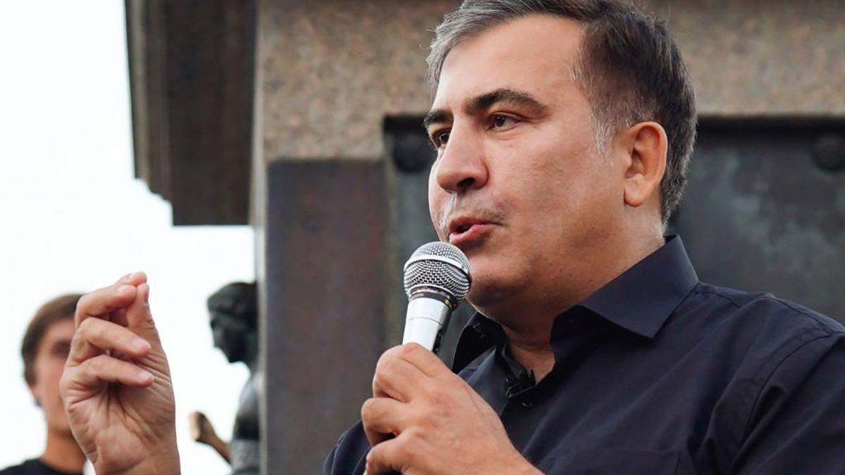 Саакашвили о первых шагах в должности: реанимация совковых реформ не работает