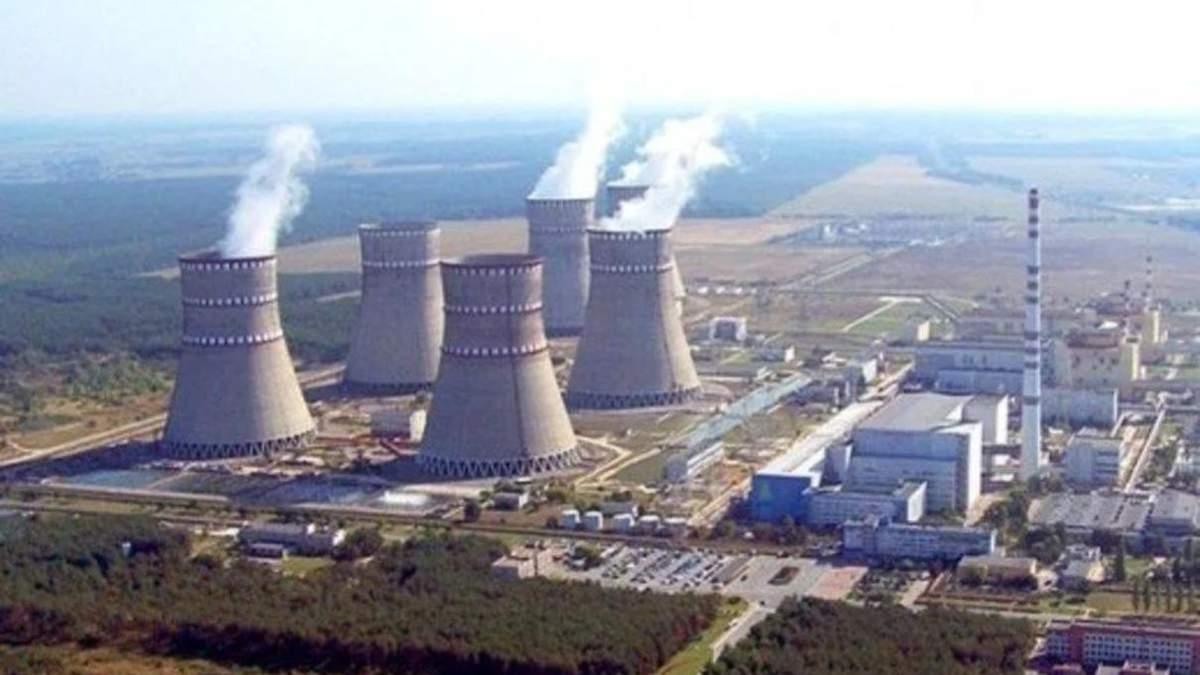 Украинские АЭС работают на самой низкой мощности за последние 5 лет