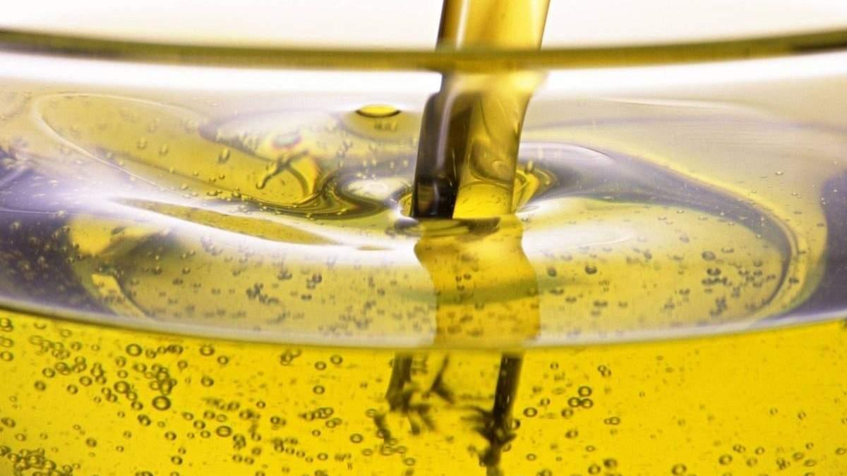 Подсолнечное масло – экспортный продукт №1
