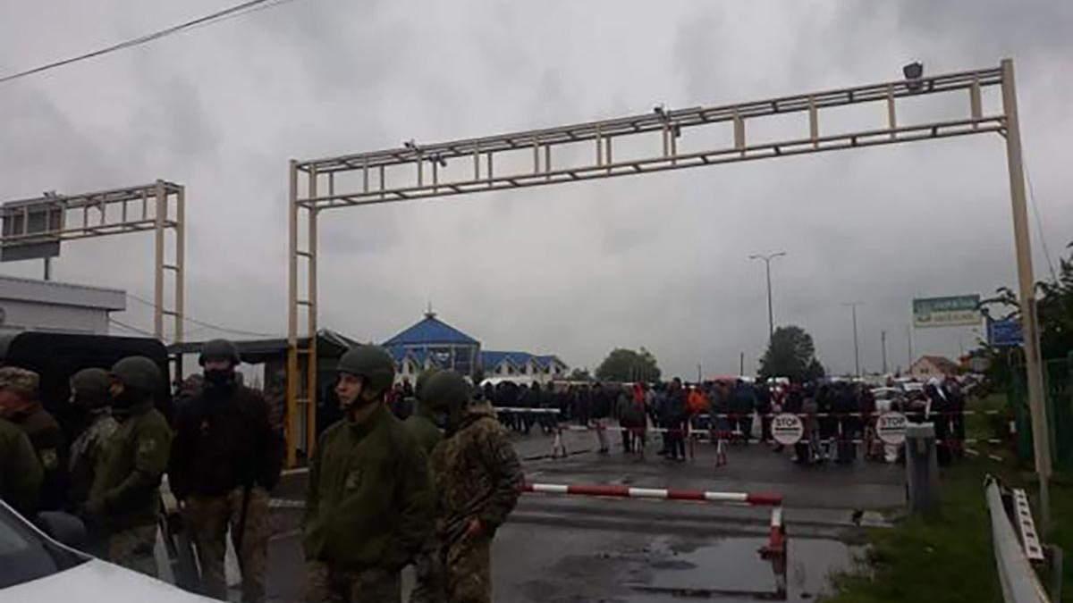 Конфликт с перевозчиками на Закарпатье 31 мая 2020: что известно