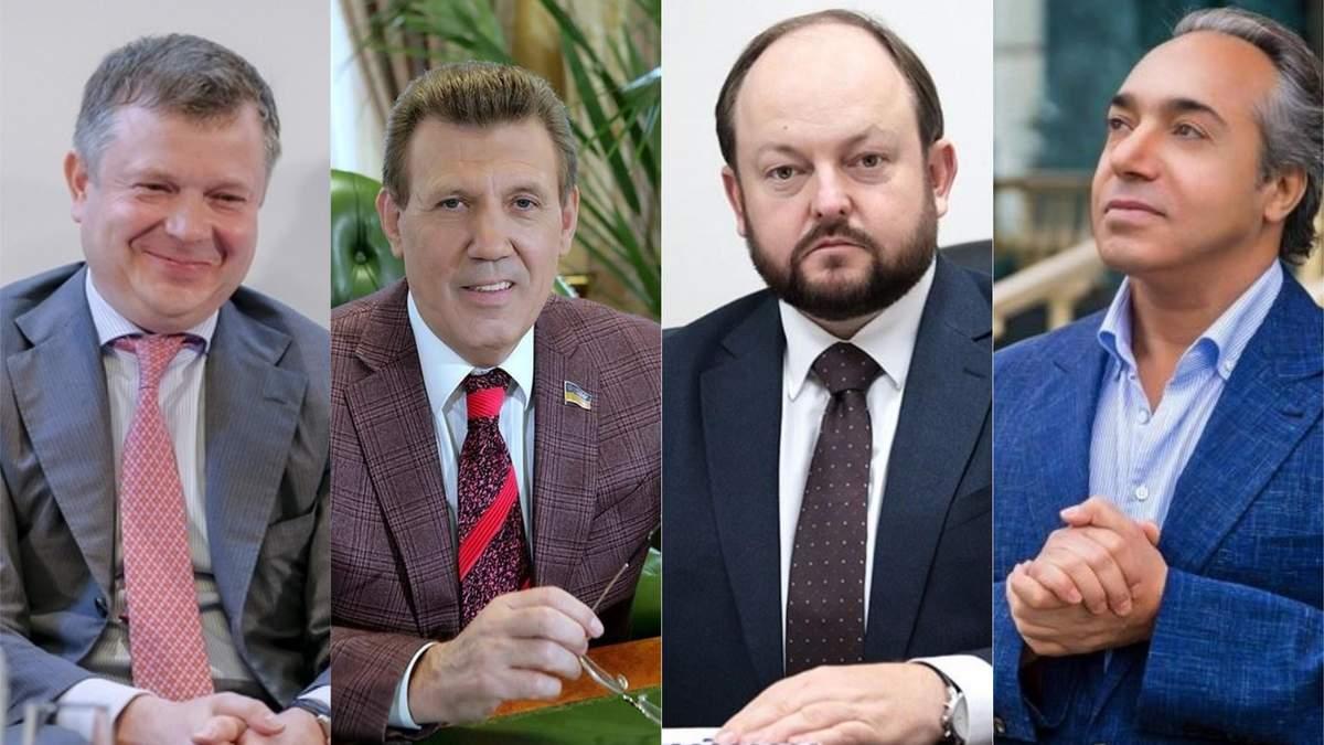 """Компании украинцев попали в """"слитые"""" данные багамских оффшоров"""