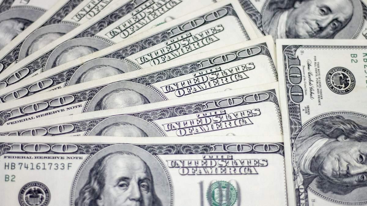 Долар падатиме: Goldman Sachs зробив прогноз, що буде з гривнею