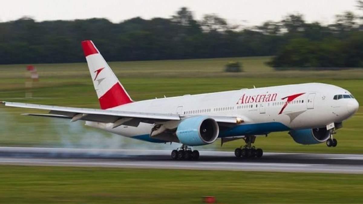 Австрія заборонить дешеві авіаквитки та короткі перельоти