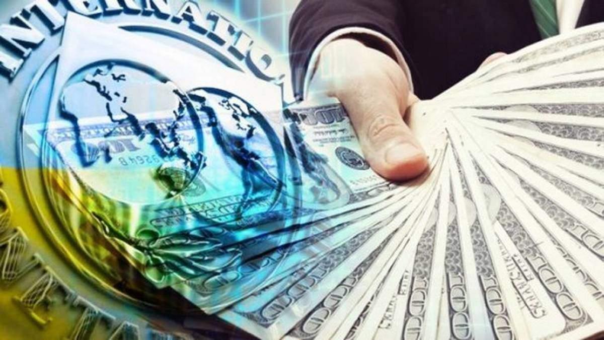 МВФ утвердил программу для Украины на 5 миллиардов долларов