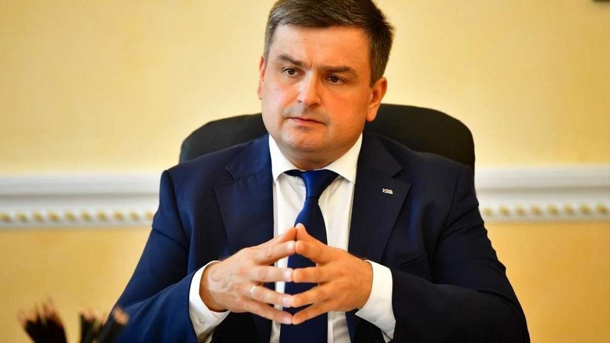 Держаудитслужба виявила порушень на 100 млн грн в діях Романа Веприцького