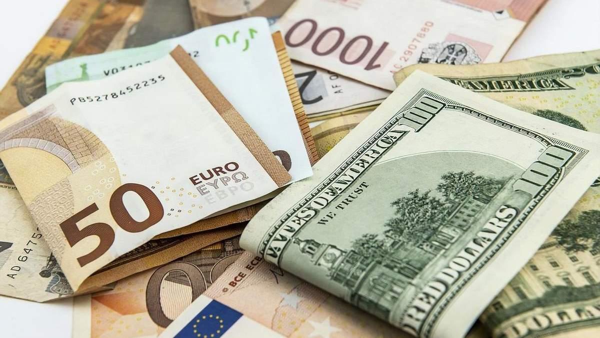 Готівковий курс валют 15 червня: долар і євро рухаються в різні напрямки