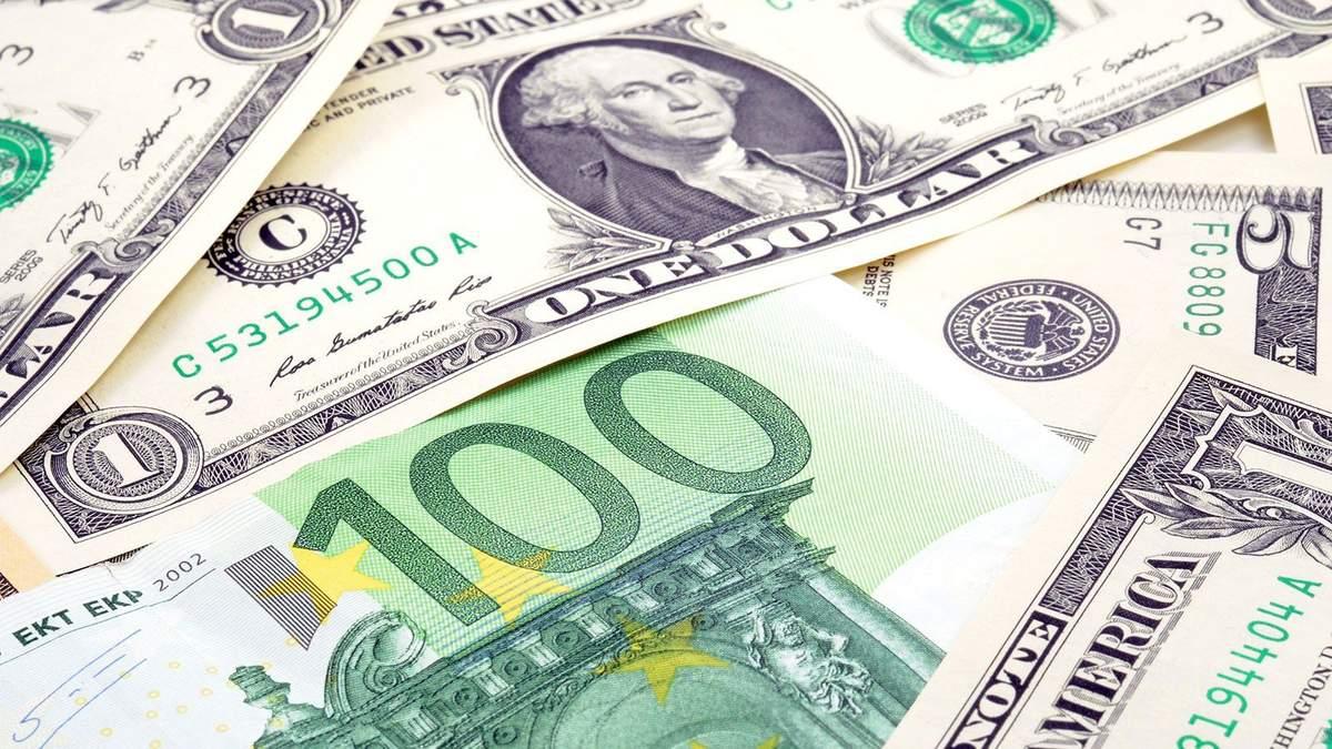 Наличный курс валют 16 июня: гривна снова падает