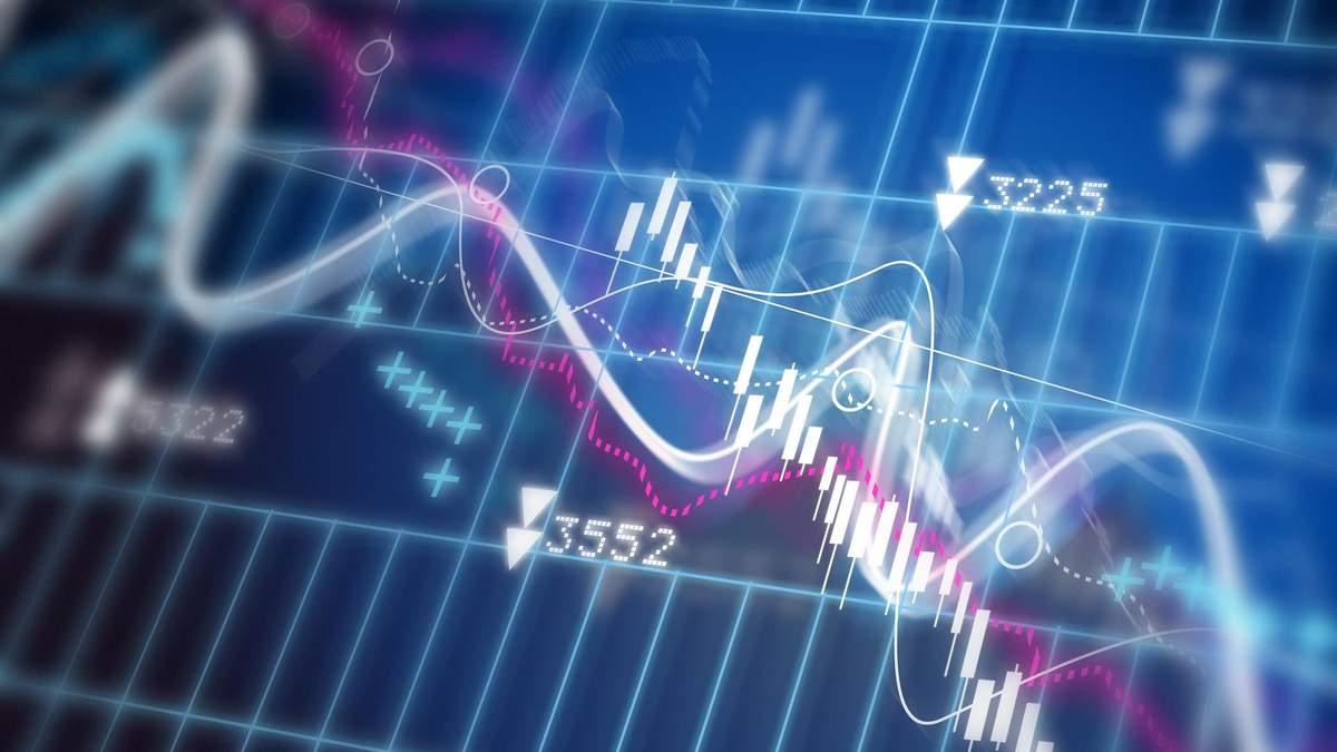 Ціни на акції в Європі впали на тлі рекордного зростання кількості хворих на COVID-19