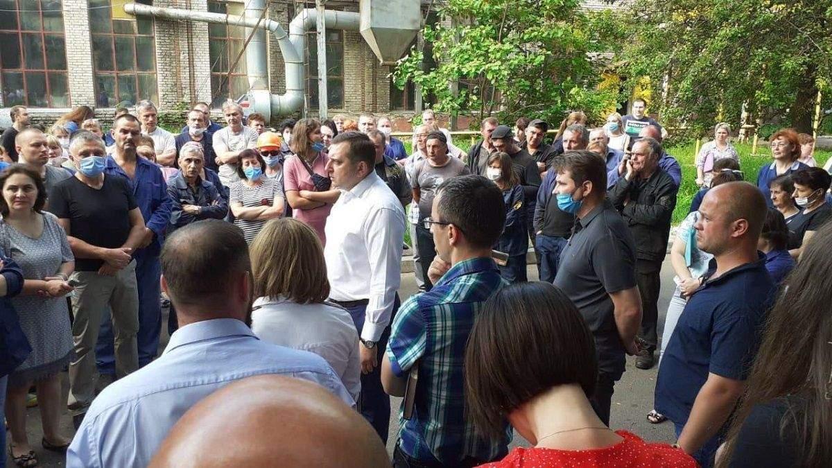 """На """"Электротяжмаше"""" вспыхнула забастовка из-за многомесячных долгов по зарплате"""