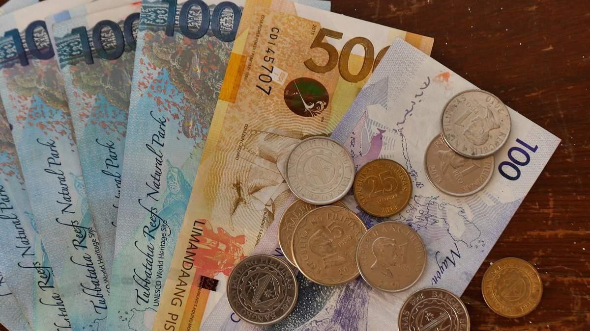 Азиатские валюты значительно выросли, но они не могут догнать филиппинское песо
