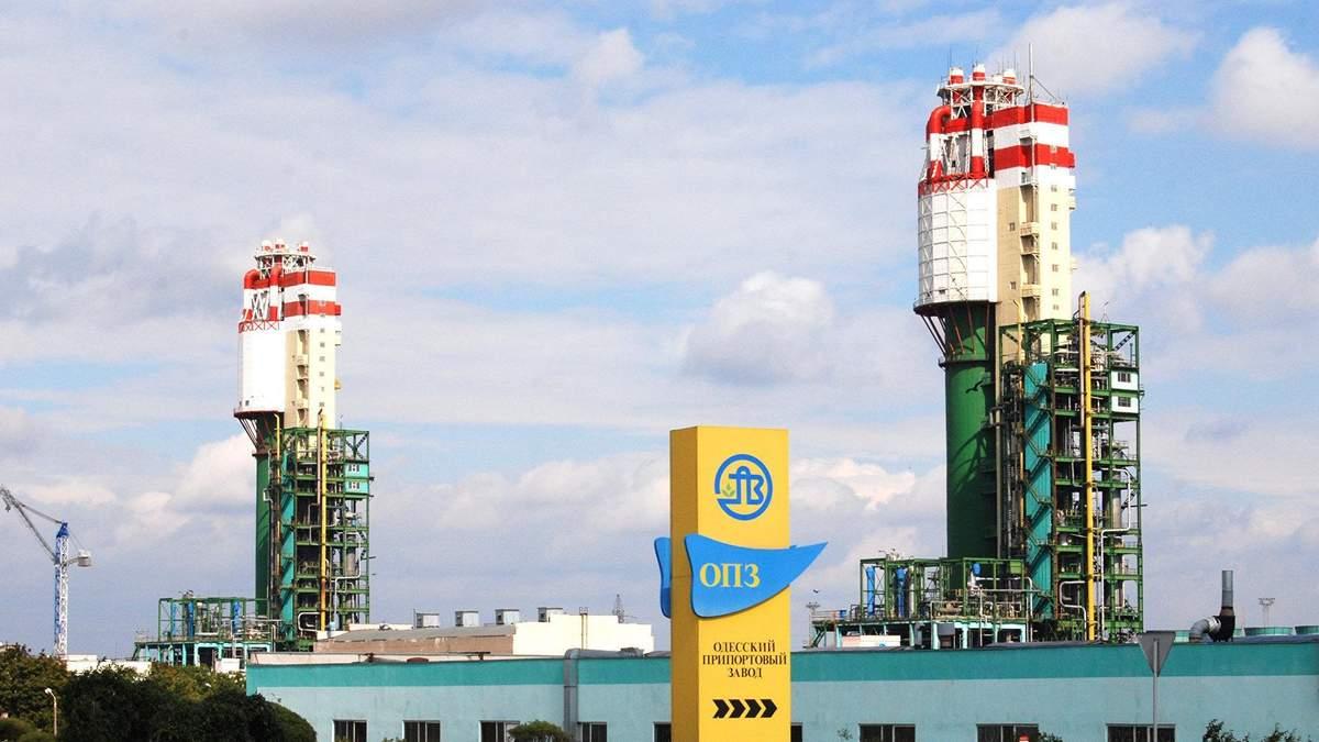 Новая система закупок позволила сэкономить 23 млн грн, – директор Одесского припортового завода