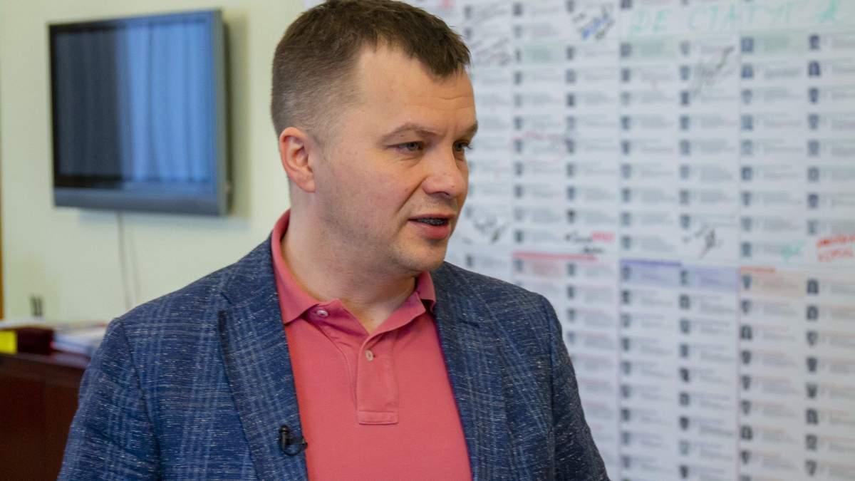 Тимофій Милованов не проти повернутись в Кабмін