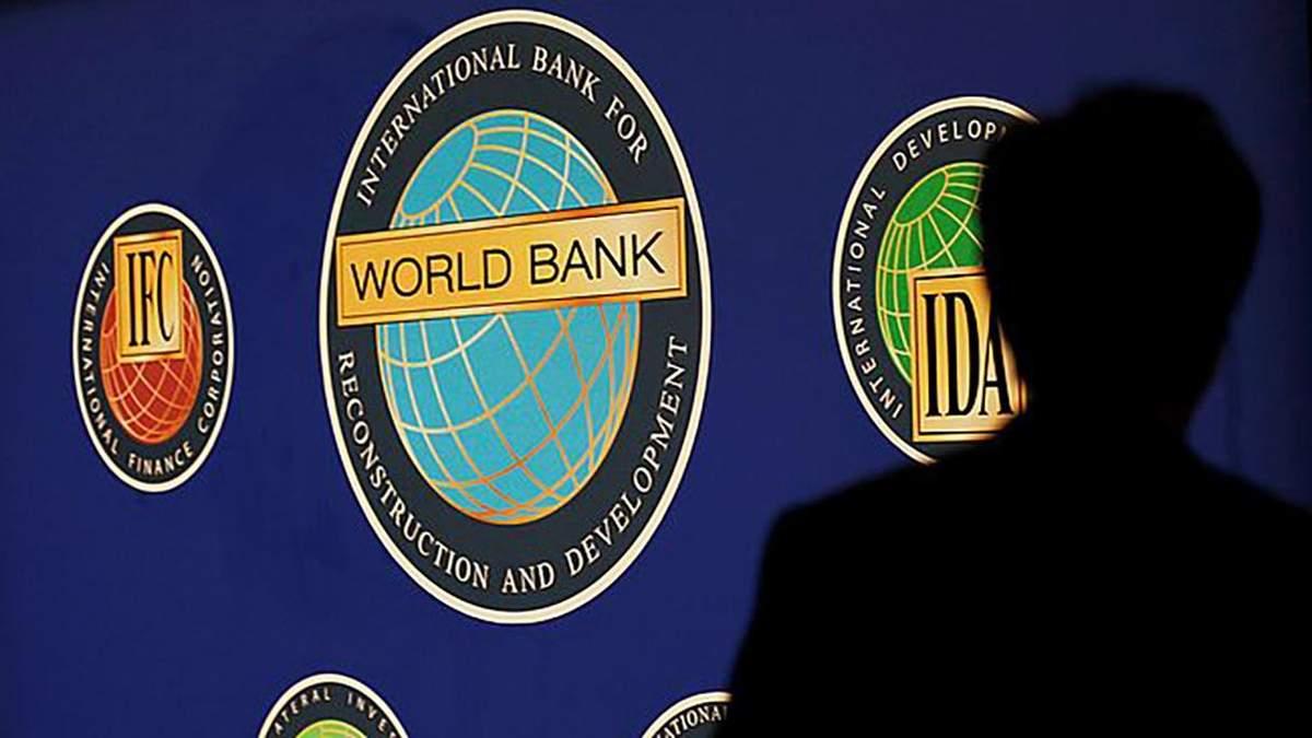 Світовий банк дав Україні 350 мільйонів доларів 26 червня 2020