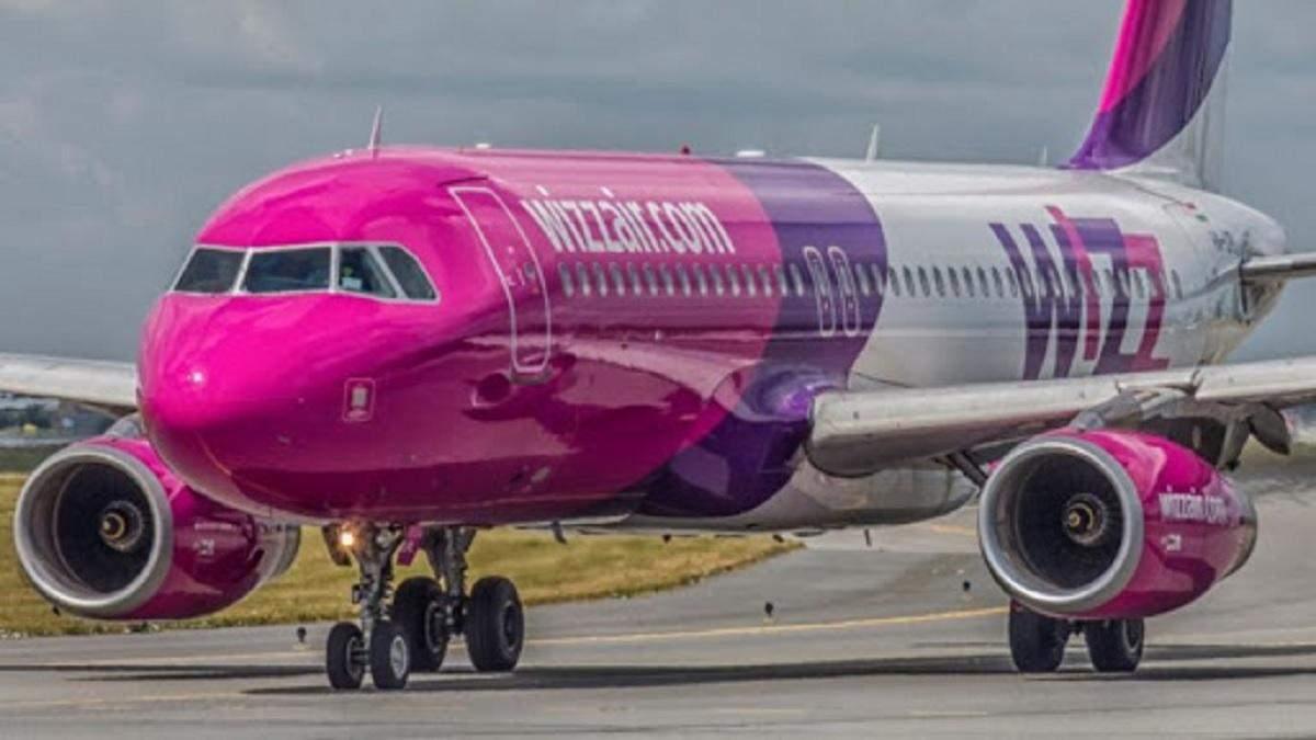 Wizz Air запускає рейси зі Львова і Києва у Чехію 1 вересня 2020