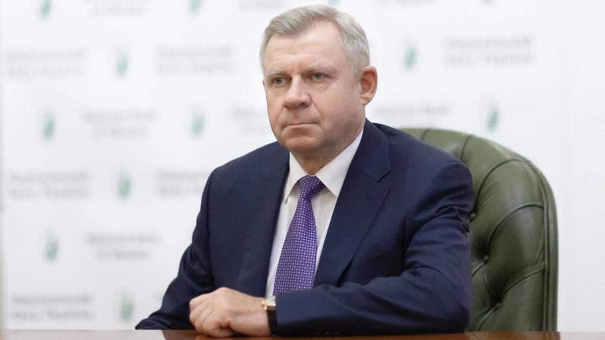 Яков Смолий ушел в отставку 3 июля 2020: Рада поддержала его отставку