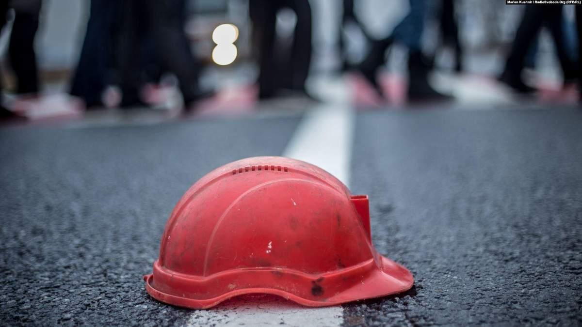 Протесты шахтеров в Киеве 2020: что с того Ахметову и Буславець