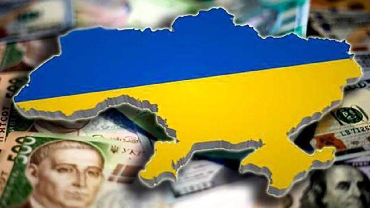 ВВП Украины во втором квартале 2020 - упадет на 10%